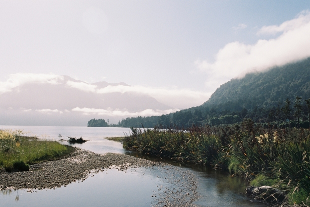 Lake Brunner - Morning 2