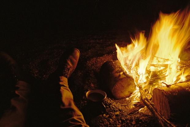 Fire - Lake Taylor