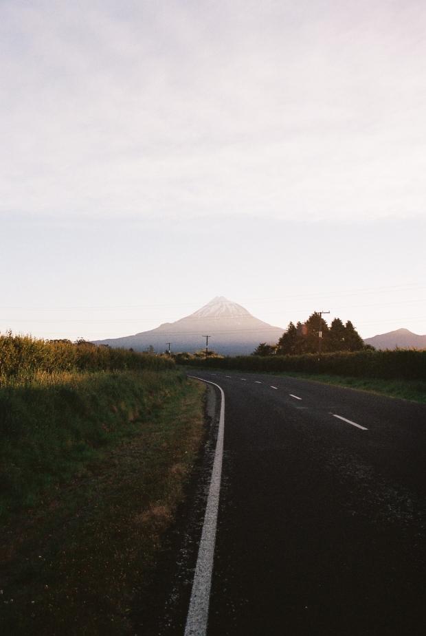 Approach to Taranaki 2